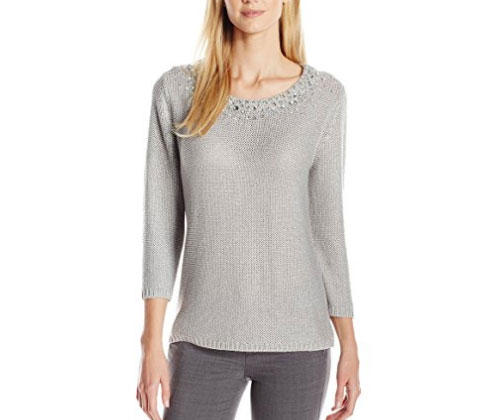 silver-sweater-by-ruby-rd-womens-embellished-scoop-neck-metallic-pullover